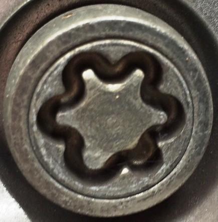 Vauxhall Wheel Locks Key