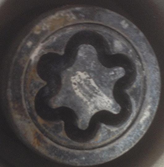Renault Lug Nut Socket