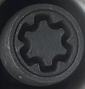 Missing Locking Wheel Nut