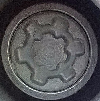 SKODA Locking Wheels Nuts