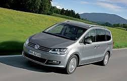 VW Sharan wheel nut