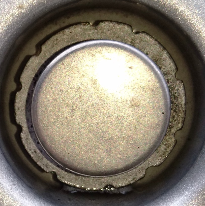 Ford Security wheel nut