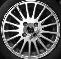 Ford Locking Wheel Nuts (Keys)