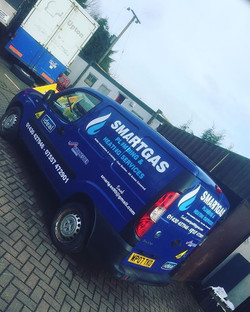 Simple Van Graphics Done This Morning #f