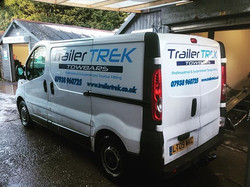 Another day another van #flysigns #vinyl