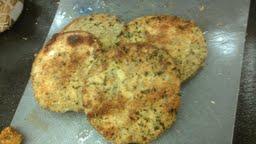 Breaded Egpplant