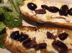 Sub Bread Pizza