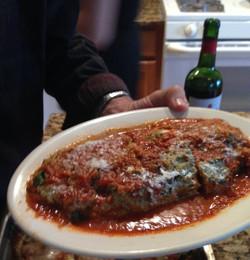 Chef Sebastiano's Marinara Sauce