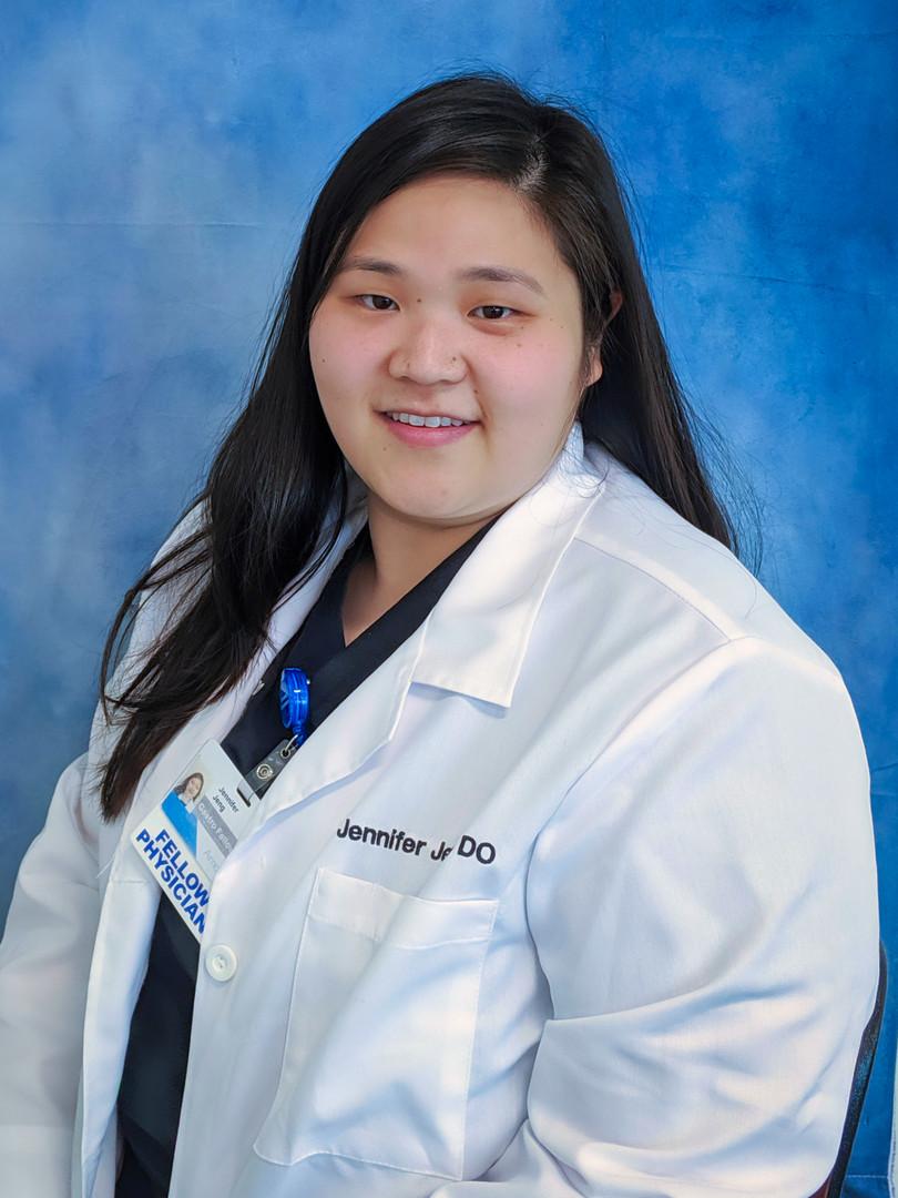 Dr. Jennifer Jeng