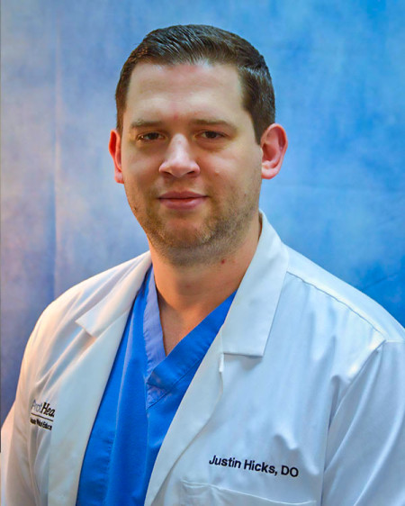 Dr. Justin Hicks