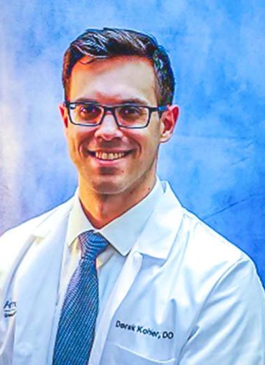 Dr. Derek Kohler