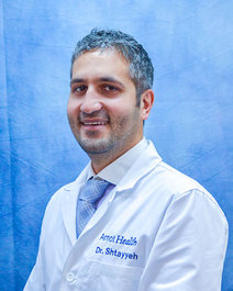 Dr. Tamer Shtayyeh