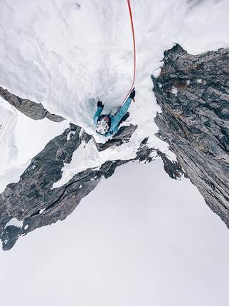 Komfortzone verlassen - Aguille de Rochfort Frankreich 4001 m