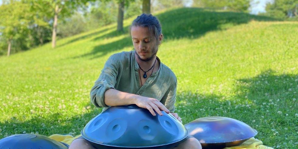 SPECIAL - Yoga meets Handpan