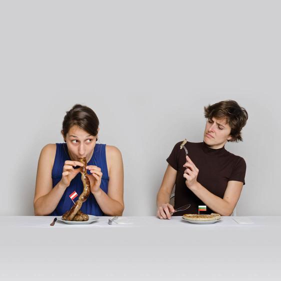 Essen und Kunst - prazlab