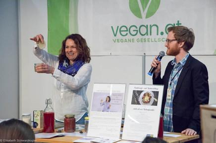 Fermentierworkshop auf der Veggieplanet