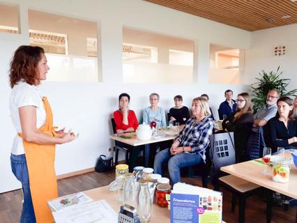 Workshop beim Biohof Achleitner