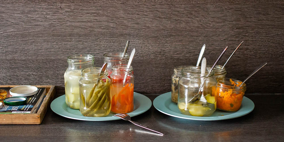 Gemüse fermentieren - Altes Wissen neu entdeckt!