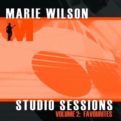 Studio Sessions Vol 2