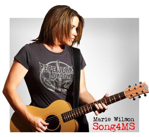 Marie Wilson | Australian Singer Songwriter Musician