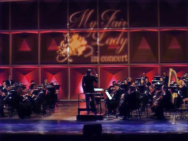 My Fair Lady In Concert