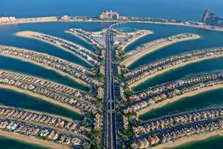 Смотровая площадка The View at The Palm: новая высота Дубая