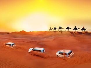 Лучшее из лучшего: сафари в пустыне и уикэнд в городе будущего