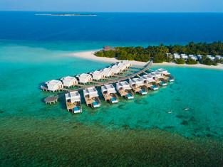 Пакет Premium All-Inclusive в Dhigali Maldives