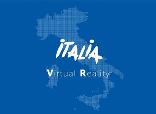 Приложение виртуальных путешествий по Италии Italian Virtual Reality