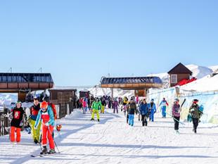 Больше 100 тысяч гостей отдохнуло на курортах «Архыз», «Эльбрус» и «Ведучи»  в новогодние праздники