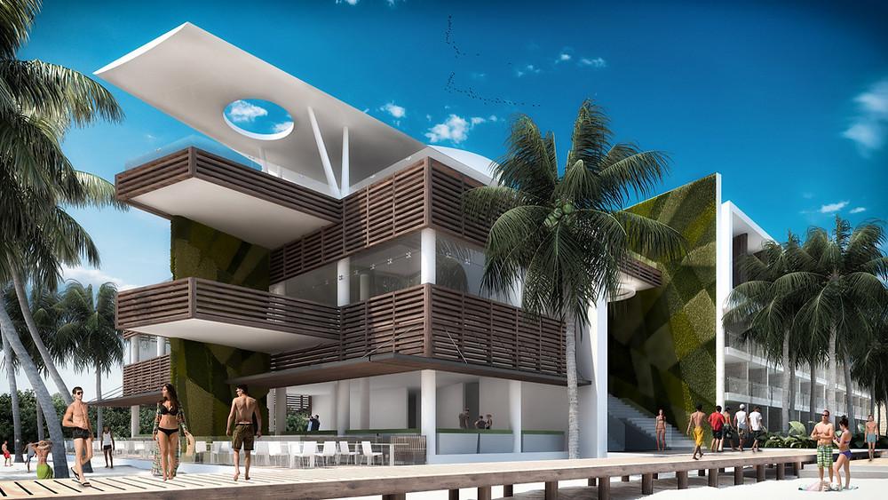 TRS Coral Hotel Мексика www.turpressa.com