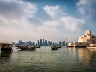 Международные соревнования по триатлону «Doha Triathlon» в третий раз пройдут в столице Катара