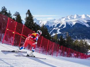 Курорты Северного Кавказа принимают этапы Чемпионата и Кубка России по горным лыжам