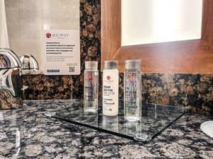Гостиничная сеть AZIMUT Hotels и Сибур запустили совместный экологический проект