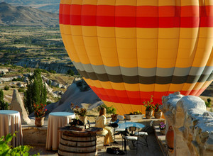 Museum Hotel: жемчужина Каппадокии на дистанции Cappadocia Ultra-Trail