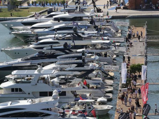 Венецианский морской салон 29 мая – 6 июня