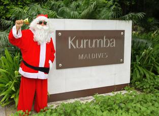 Kurumba:отмечаем Новый Год!