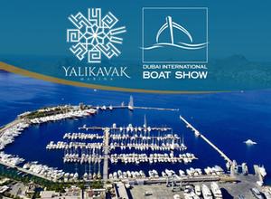 Yalıkavak Marina - представит Турцию на выставке Dubai International Boat Show
