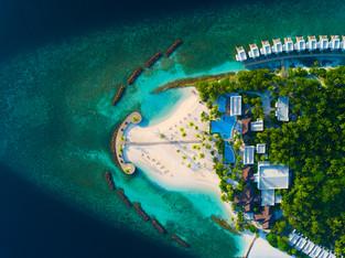 DhigaliMaldives: курорт в телефоне