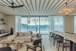 Maslina Resort, Хорватия: вилла Villa Uvala - невероятный панорамный вид на море
