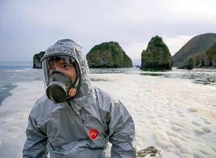 Активисты Гринпис зафиксировали загрязнение на Камчатке