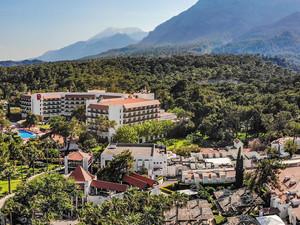 Турецкий курорт Club Med Palmiye получил сертификат безопасности