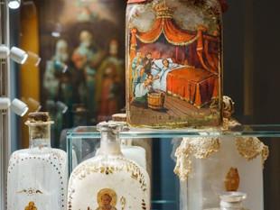 Музей христианской культуры открывает первую выставку  «Правила веры и образ кротости»