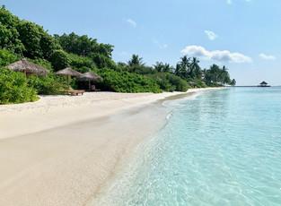 Reethi Faru Resort — «Красивый Риф» на Мальдивах