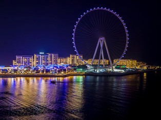 Самое большое колесо обозрения в мире откроется 21 октября в Дубае