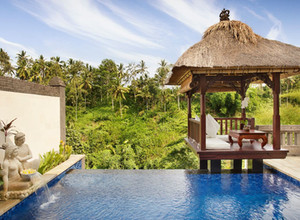 Viceroy Bali - курорт №1 по версии Conde Nast Traveler