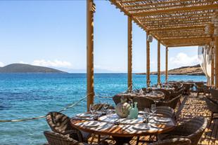 Открытие ресторана Folie Restaurant & Sea в Бодруме