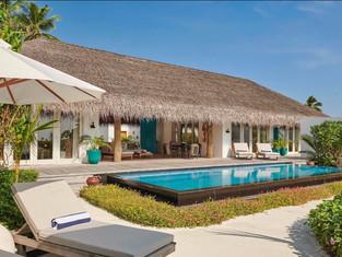 Fairmont Maldives Sirru Fen Fushi вновьоткроетсядля гостей 18 октября2020