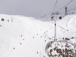 «Эльбрус» продлил горнолыжный сезон до конца мая