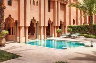 Восстанавливающие практики в отеле Amanjena в Марокко